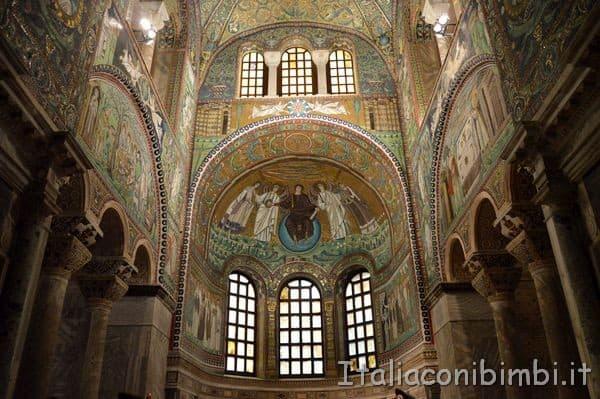 Basilica di San Vitale mosaici