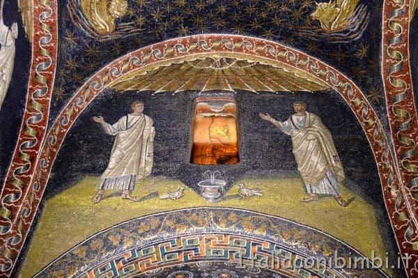 Mausoleo di Galla Placidia mosaici