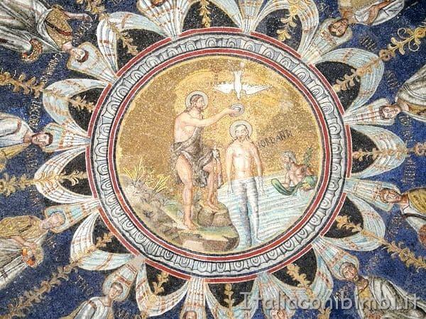 Mosaico-del-Battistero-Neoniano-Ravenna