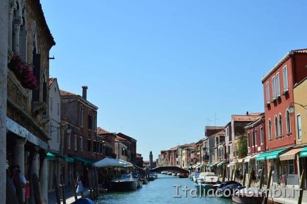 Murano canale centrale