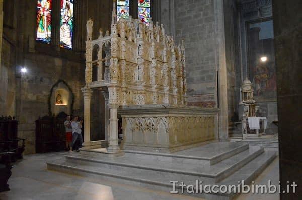 altare Cattedrale Santi Pietro e Donato Arezzo