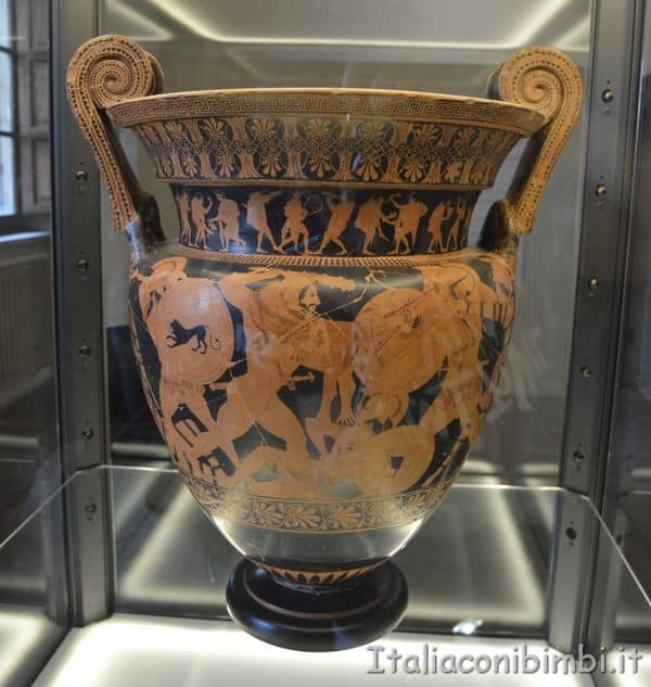 museo archeologico -- Arezzo