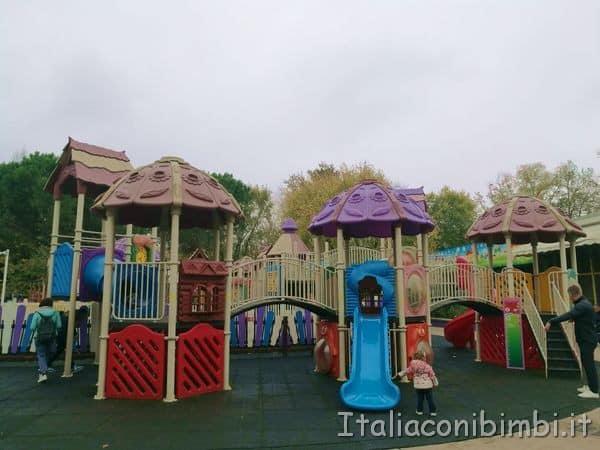 parco giochi Mirabilandia