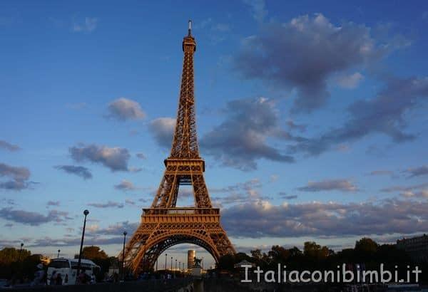 torre Eiffel da Trocadero
