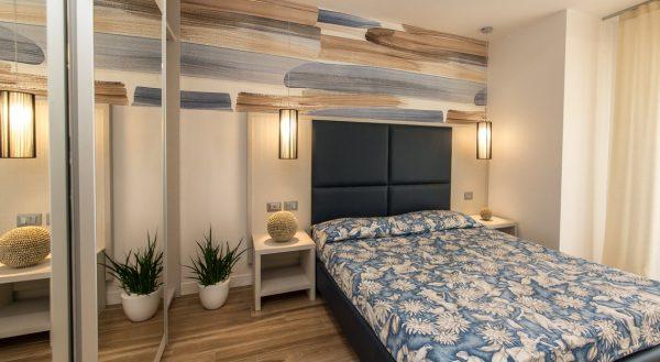 camera dell'hotel Nettuno di Jesolo