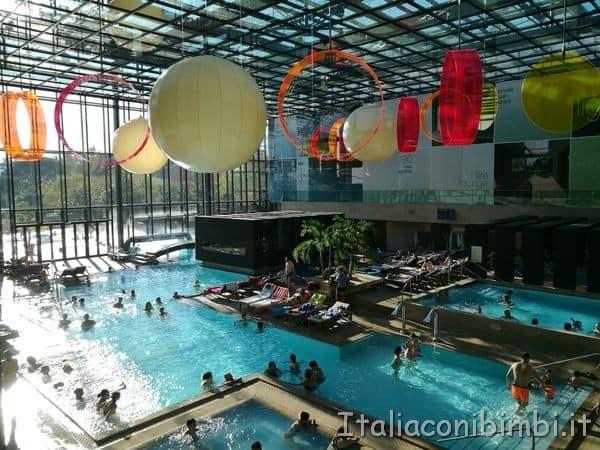 Terme di Merano piscine