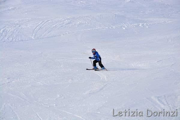 bimbi sugli sci e assicurazione Helvetia
