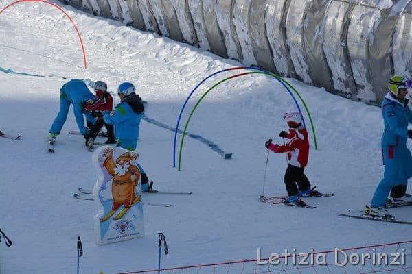 lezione di sci a Vipiteno