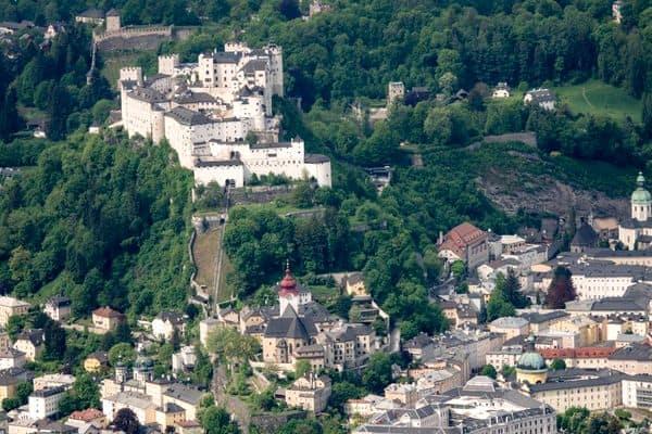 Fortezza di Salisburgo Festung Hohensalzburg