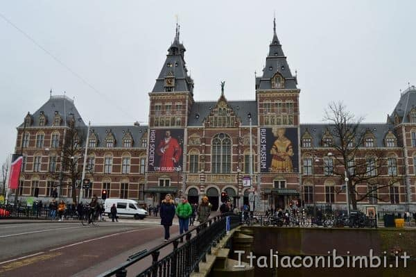 Rijksmuseum Museo Nazionale di Amsterdam