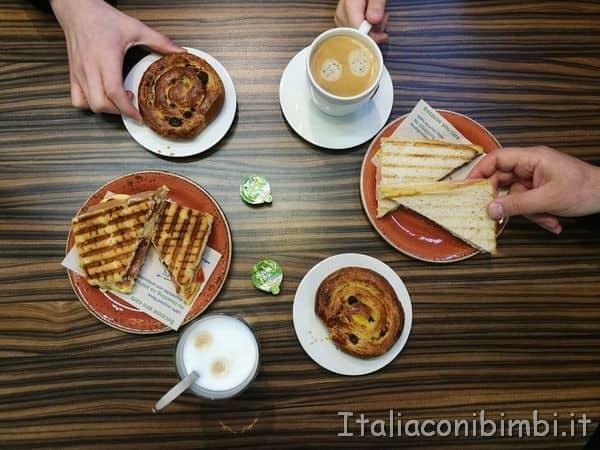 colazione con bambini ad Amsterdam
