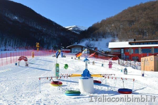 gommoni a Monte Pratello Abruzzo