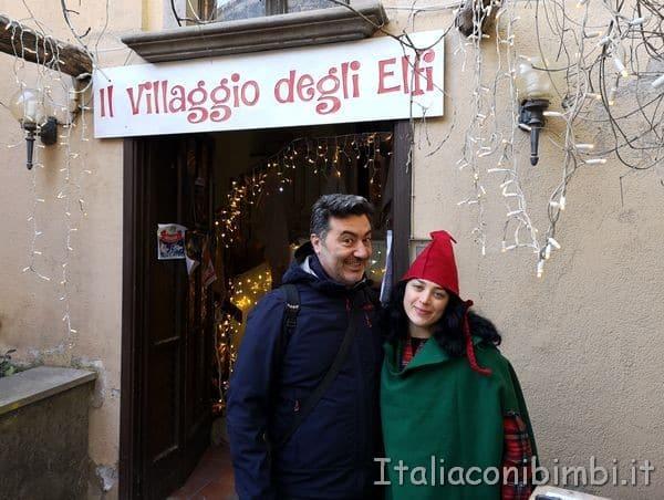 Casette del Villaggio degli Elfi di Viterbo