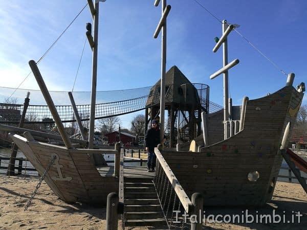linnaeushof grande parco giochi vicino Amsterdam