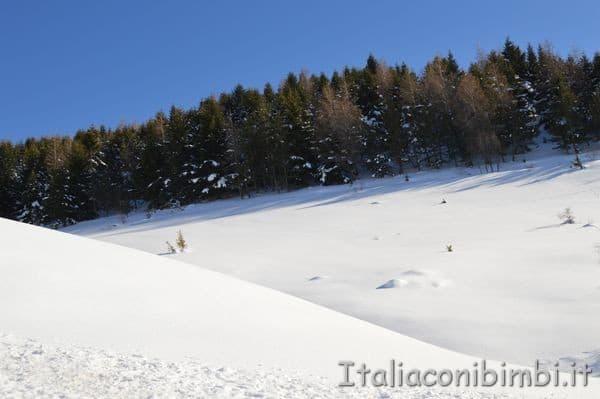 neve in Abruzzo