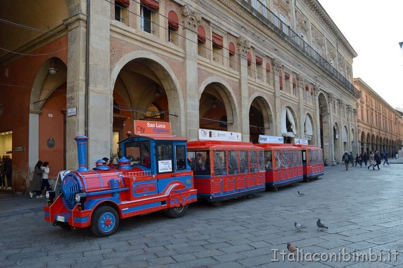 Trenino di Bologna - San Luca Express