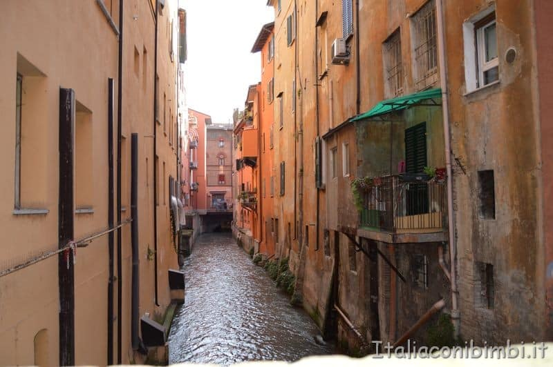 canale delle Moline Bologna