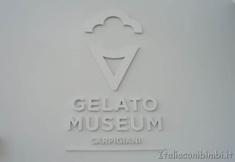 insegna carpigiani museum