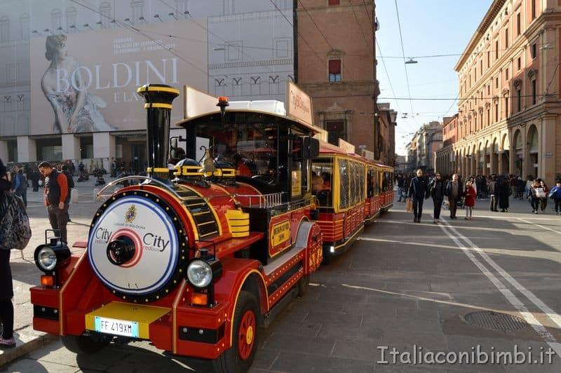 trenino CityBo Express Bologn