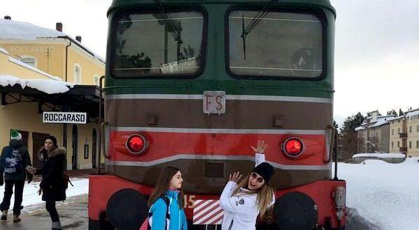 treno transiberiana d'Italia