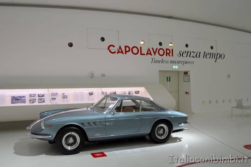 Museo Enzo Ferrari Modena auto d'epoca