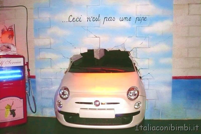 Museo delll'automobile di Torino