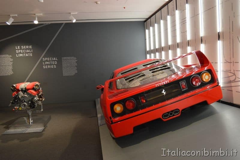 museo Ferrari a Maranello