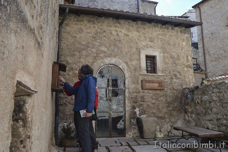 Santo Stefano di Sessanio - albergo diffuso