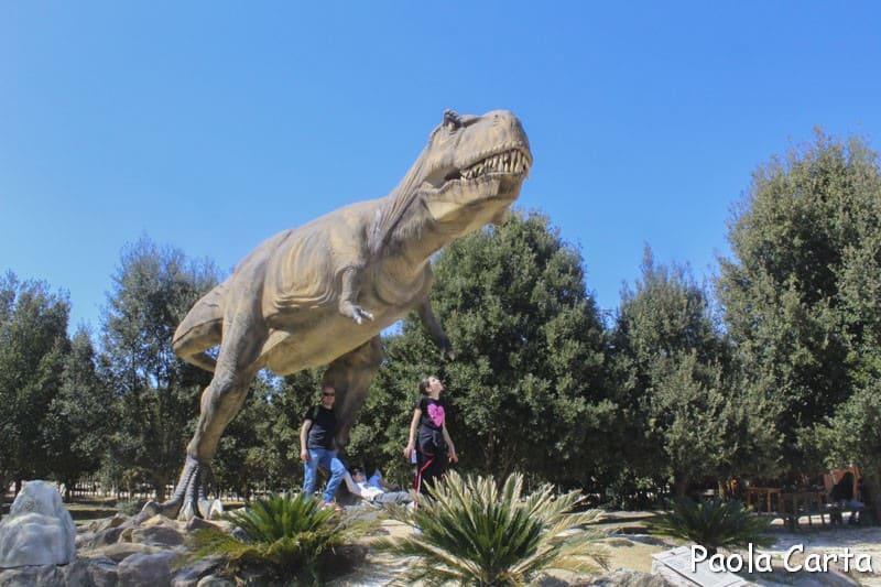Sardegna in miniatura - dinosauro