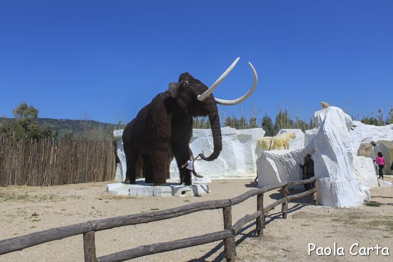 Sardegna in miniatura - mammut