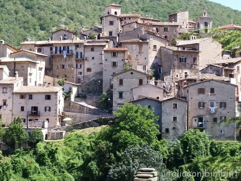 Scanno paese