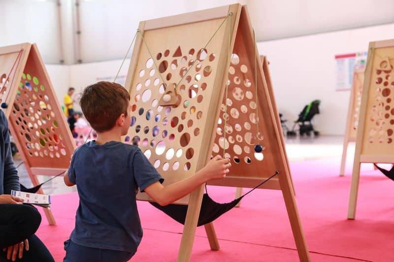 giochi di legno a Serido