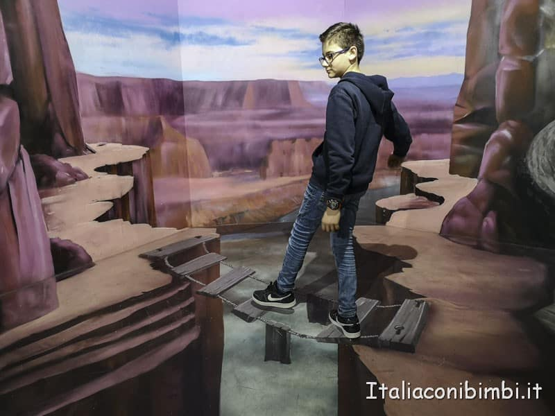 Big-Fun-museo-delle-illusioni di Barcellona