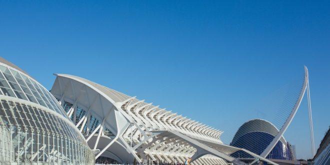 Museo della Scienza esterno foto Turismo Valencia