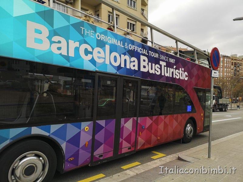 Barcellona - Bus Turistic