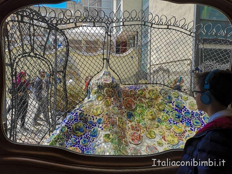 Barcellona - Casa Batllò