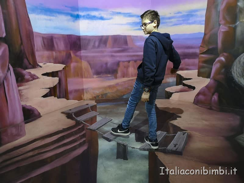 Barcellona - Museo delle Illusioni