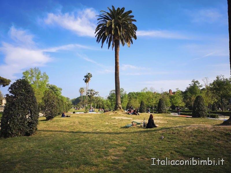 Barcellona - Parc de la Ciutadella