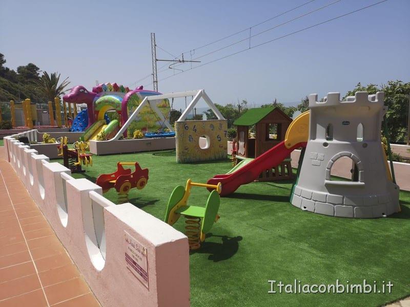 Gargano - Fabilia area giochi