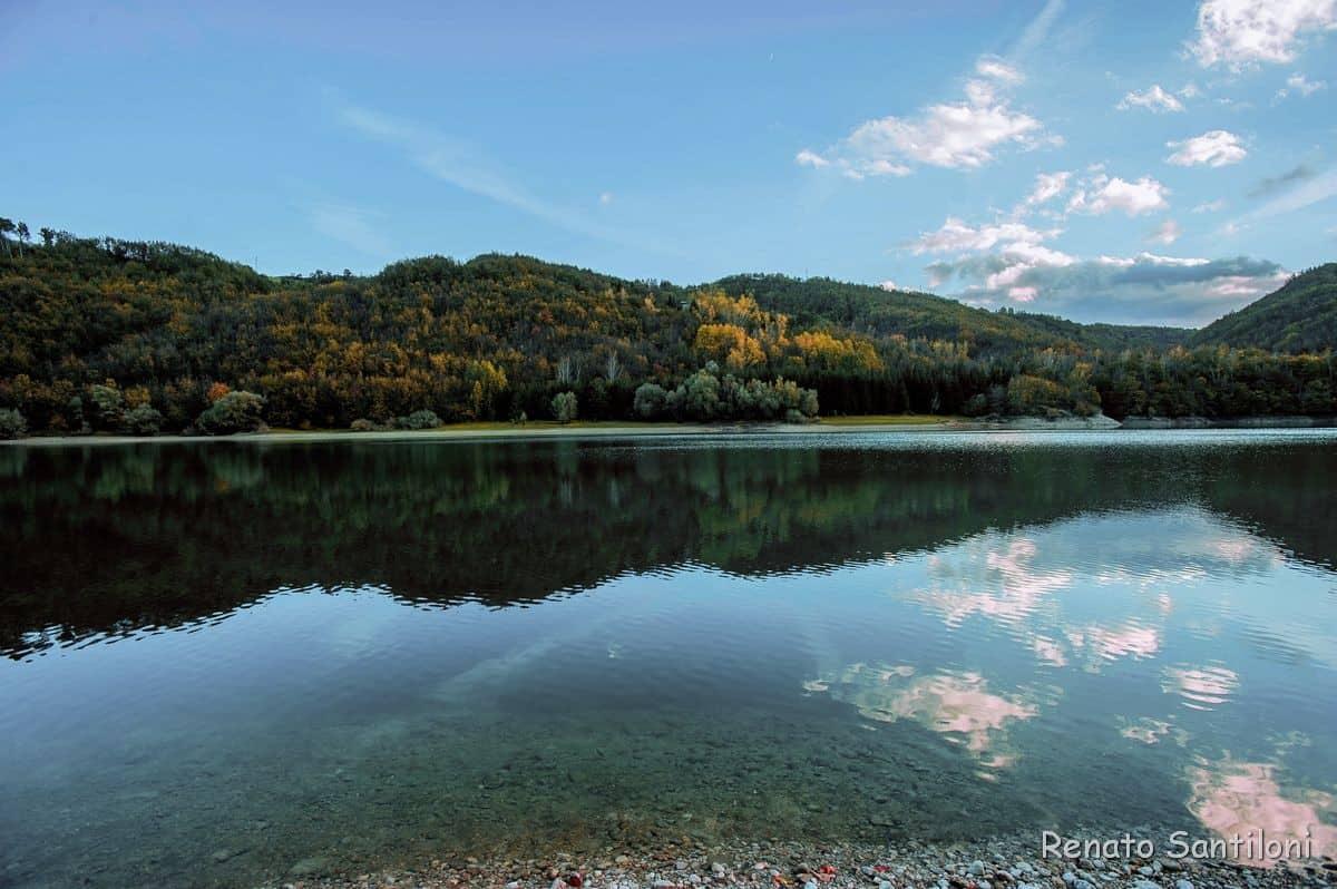 Lago di Gerosa Marche