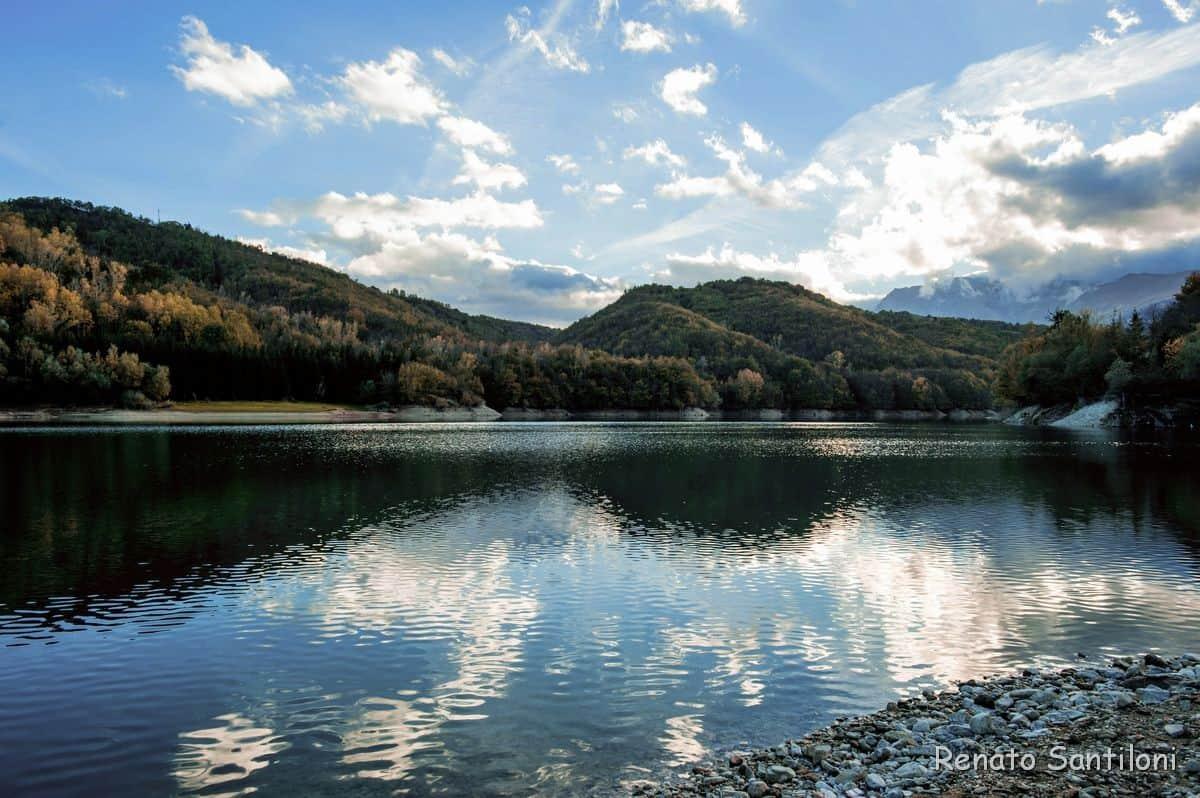 Lago di Gerosa Sibillini