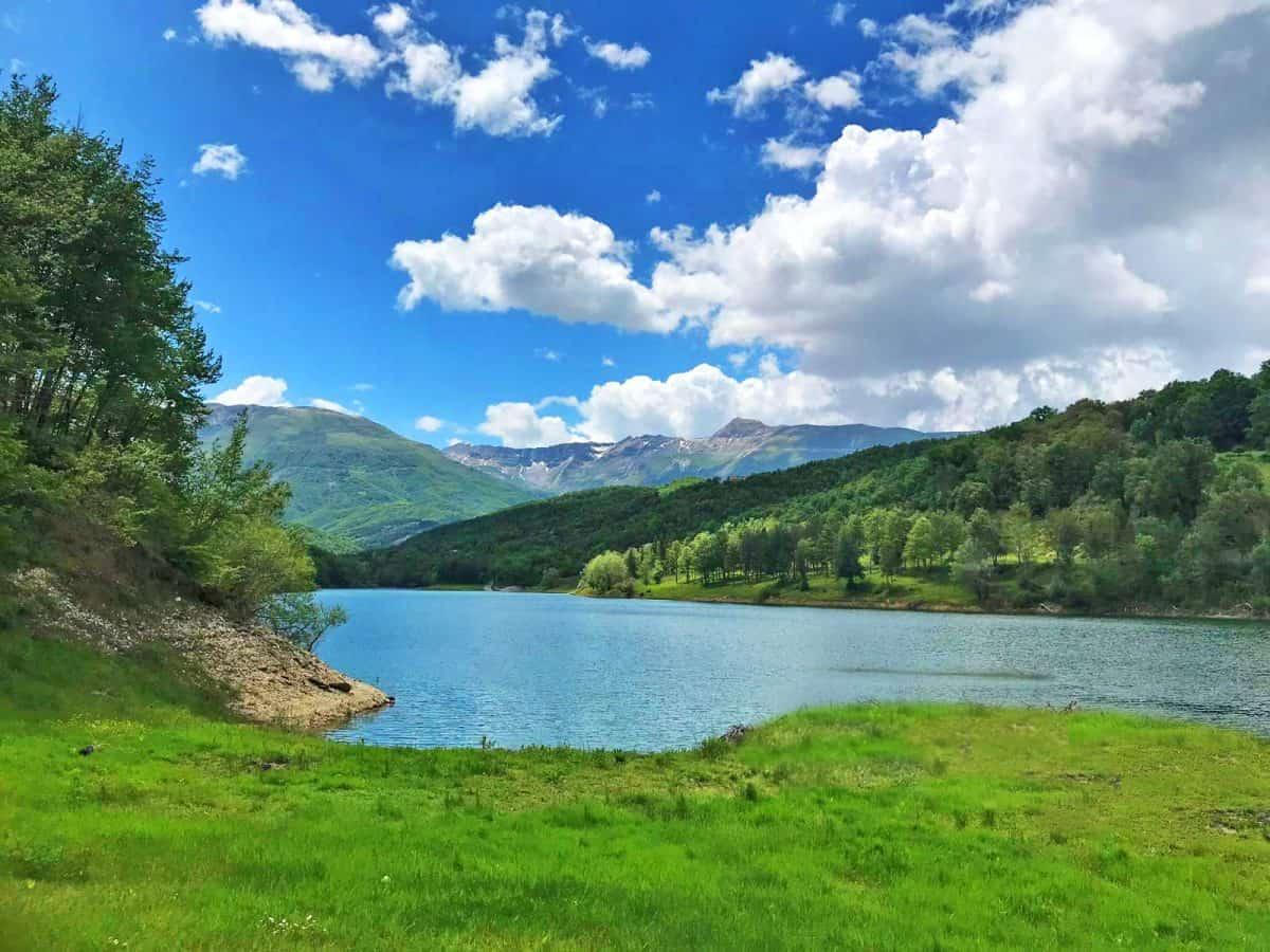 Lago di Gerosa foto di Piceno & Friends