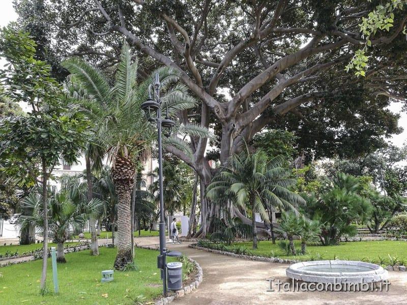 Palermo-giardino-del-Palazzo-Reale