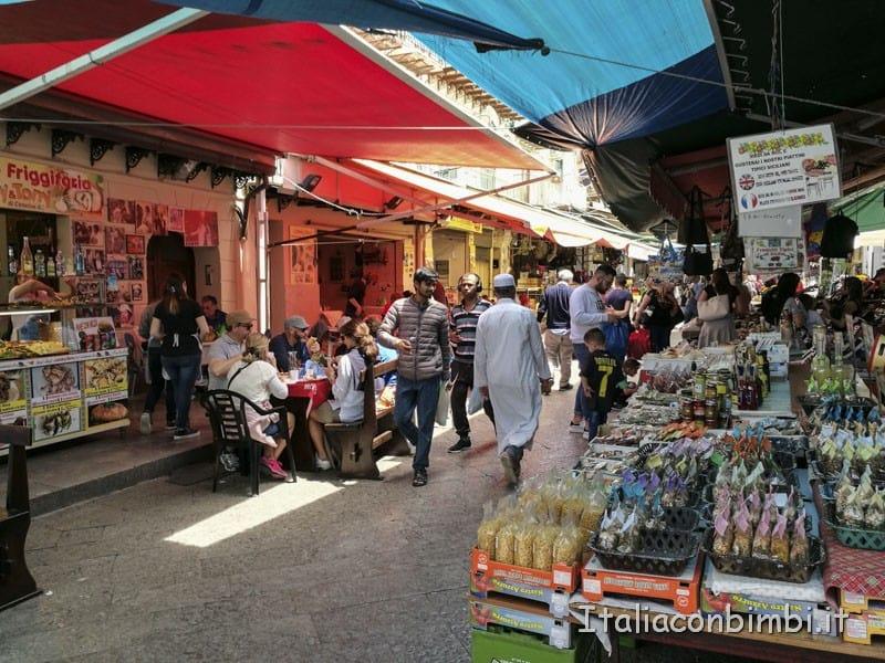 Palermo - mercato Ballarò