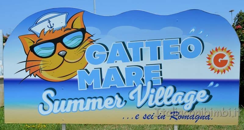 Gatteo Summer Village cartellone