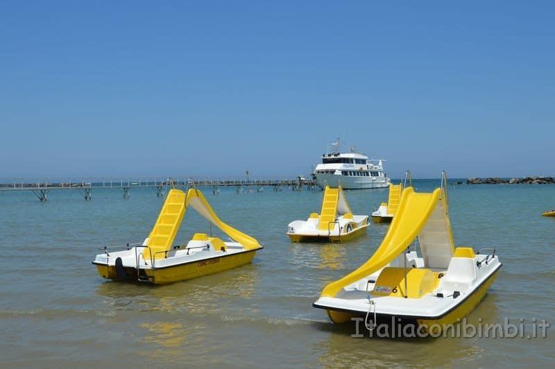 spiaggia di Gatteo Mare - mare