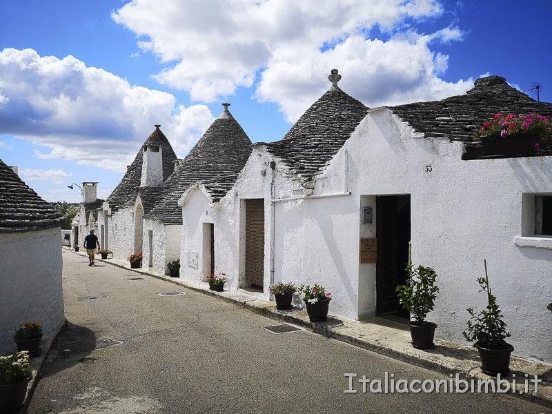 Alberobello - Rione Aia piccola