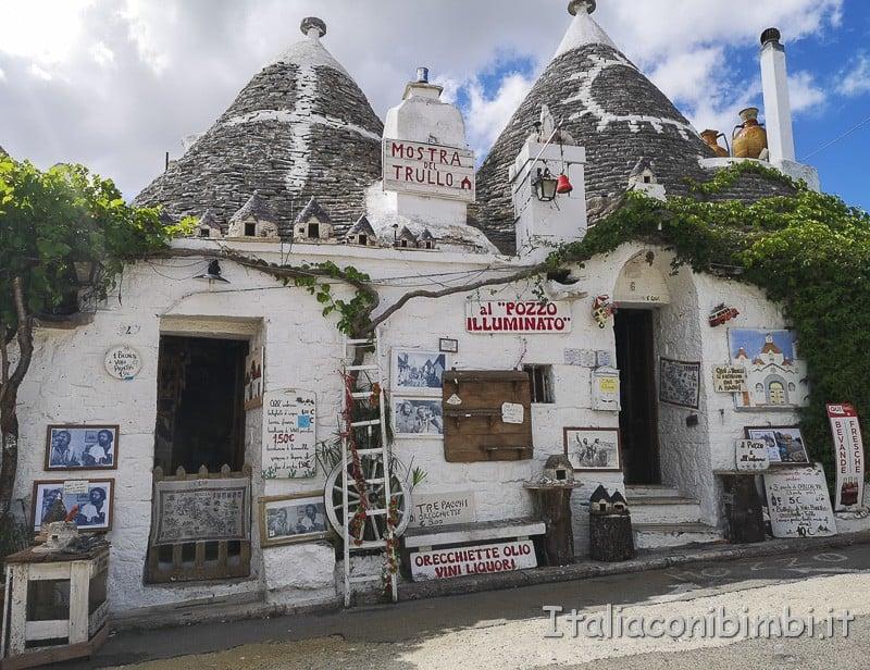Alberobello - mostra del trullo