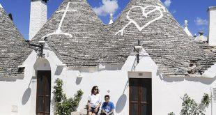 Alberobello - trulli siamesi