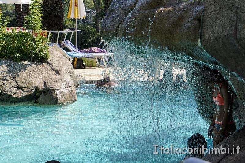 Aquafan- Poseidon cascata